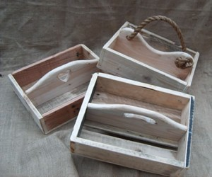 Dockyard trug carrier