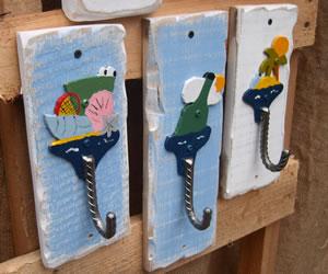 Hooks for hanging
