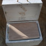 cool box with cover